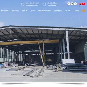 Mẫu thiết kế website giới thiệu công ty_3