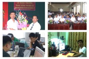Một số hoạt động trong thiết kế website XuanThinhMedia